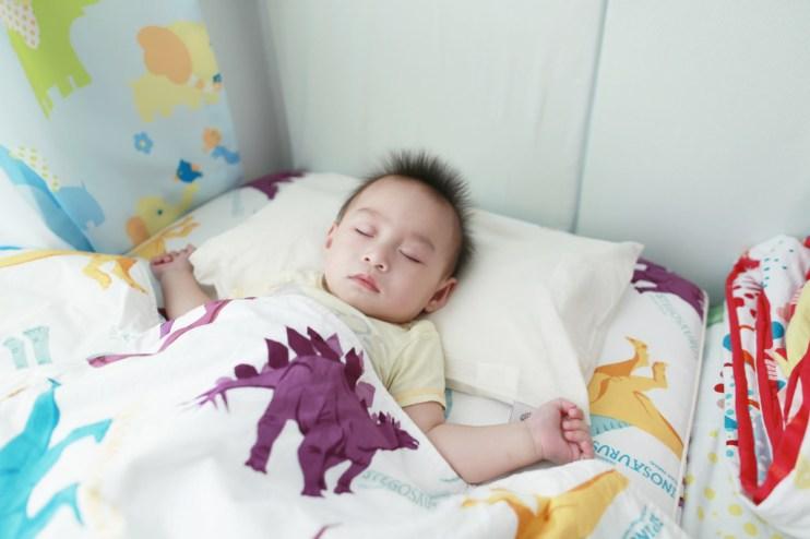 【團購】寶寶一較好眠的小幫手>>>義大利Obebe 有機小麥殼兒童枕