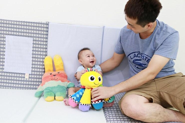 【Baby】寶寶成長不能少的益智玩具。Lamaze拉梅茲讓寶寶聰明快樂學習