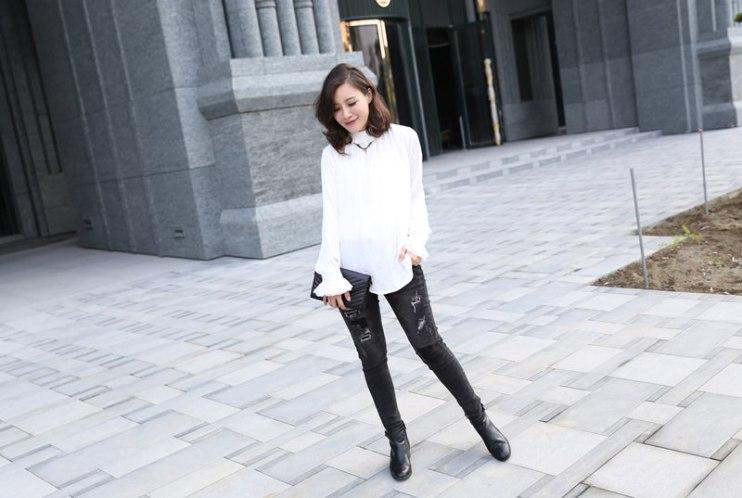 【穿搭】偶爾也想要來個Most Style~♥ NAVY雙娜