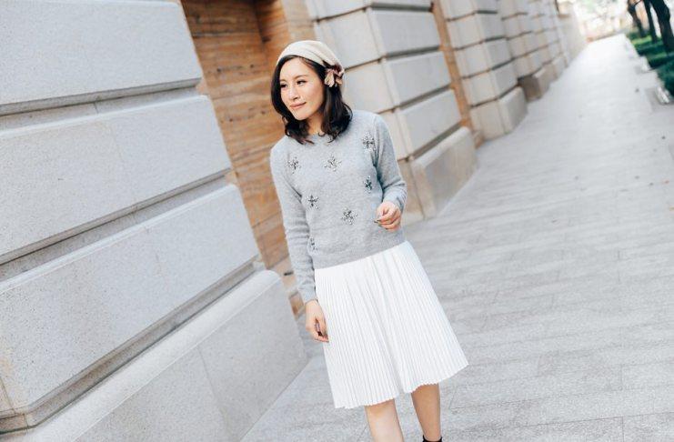 【穿搭】今年只要擁有這一件搞定所有穿搭~♥ NAVY雙娜 (正韓)