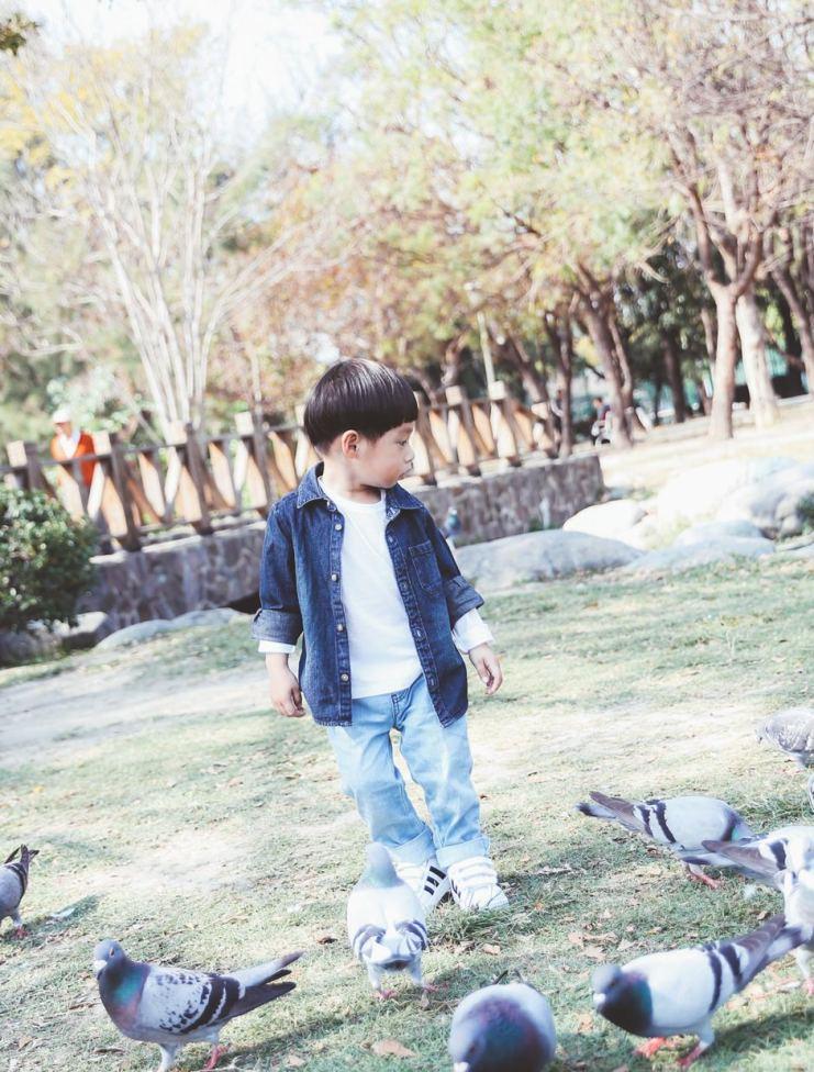 【BABY】小Lu私服穿搭~☀可愛又時尚的小男孩