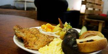 【台南美食】中西區 泡卡芙 Puff Cafe' ● 老教堂化身複合式咖啡館!❤❤