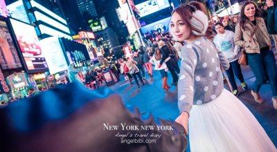 【紐約】秋冬紐約自由行♡行前準備懶人包