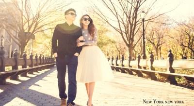 【穿搭】紐約12天之旅♡掌握保暖又輕巧的6 Outfits.part1
