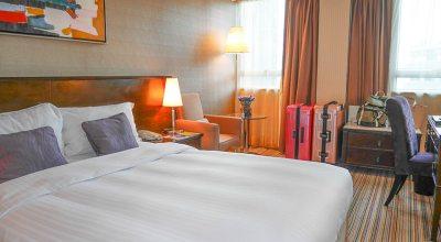 【香港尖沙咀】機能性超高的百樂酒店,飯店分享&週邊美食精選