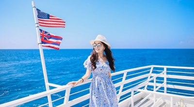 【穿搭】Dress Culture與我的藍色夏威夷3 looks!