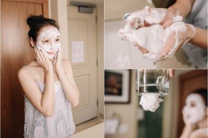 【保養】北海道二十年牛奶泡~讓人愛上超彈綿密泡沫的洗顏享受