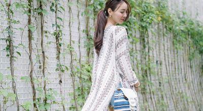【穿搭】Dress Culture波希米亞的不羈浪漫~迎接夏日的自由靈魂