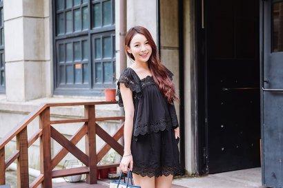 【穿搭】夏/孕媽咪的時尚穿搭週記❤16W~17W