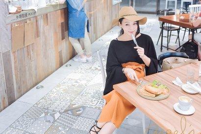 【穿搭】秋/孕媽咪的時尚穿搭週記❤26W~27W