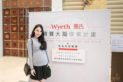 【懷孕大小事】惠氏「寶寶大腦探索計畫」~親眼看到了我肚子裡寶寶的第一幅畫