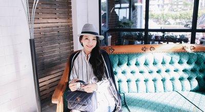 【穿搭】冬/孕媽咪的時尚穿搭週記❤32W~34W