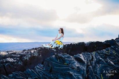 【夏威夷-大島】火山奇景:神秘綠沙灘,火山國家公園,路的盡頭