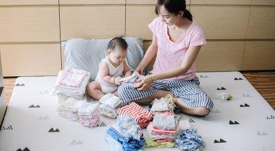 【家電】幫助新手爸媽減輕家是負擔~三星智慧觸控洗衣機!