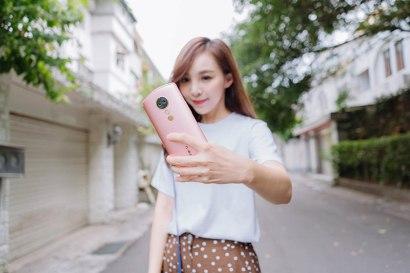 【3C】美圖手機T9自然美肌不死白,美照隨心所欲~智能美顏、全身美型強大功能!