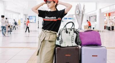 【穿搭】八月東京旅行穿搭日記...炎熱夏天中找到最舒適的打扮!