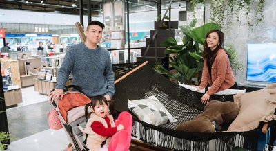 【逛街】我們最愛去的新光三越台北信義新天地~過年購物大優惠指南!
