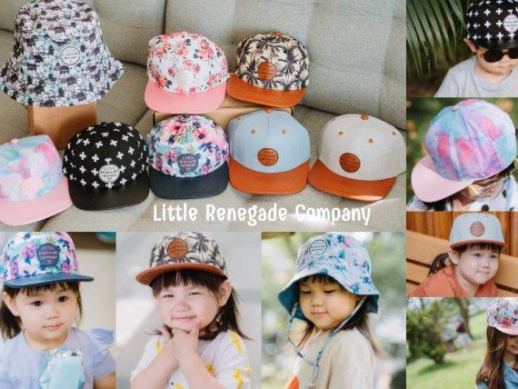 【育兒】很潮很時髦的Little Renegade Company澳洲嘻哈帽/水桶帽!嬰兒到成人都可戴!