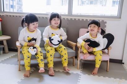 【育兒】秋冬款~可愛的韓國Jota家居服+Kokacharm繽紛童襪,現貨開團囉!