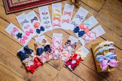 【育兒】美慘了的英國Ribbies蝴蝶結髮飾~髮夾、髮箍、新品髮帶