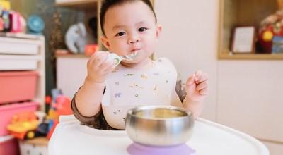 【育兒】實用跟超耐用吸力強的little.b 316不鏽鋼餐具 X日韓寶寶食品x little pasta義大利麵