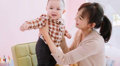 【成長紀錄】Ryder寶寶正好玩的七個月♥抱不動啦...充滿變化跟成長的里程碑!
