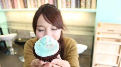 ▌旅遊 ▌讓女生瘋狂著迷的夢幻CUPCAKE!