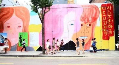 ▌旅遊 ▌首爾你好!吸收時尚養分&美妙環境薰陶的時尚特區新沙洞