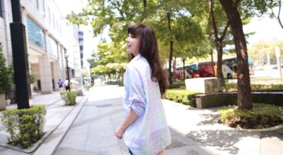 ▌穿搭 ▌踩著輕快的夏日節拍♥休閒感KOREA-ef♥