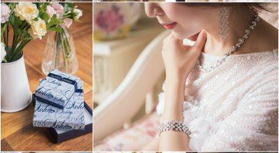 ▌珠寶 ▌佩戴著OLIVER WEBER閃耀水晶,沈浸在幸福的時刻♥♥♥