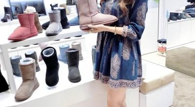 ▌時尚 ▌♥正宗澳洲血統EMU Australia♥一日店長活動日分享