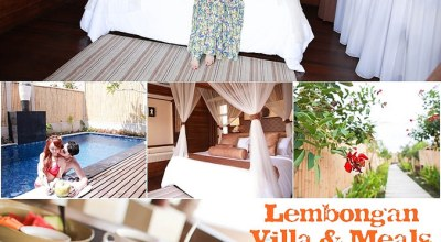 ▌峇里島 ▌Day6前進藍夢島天堂♥超美的Lembongan beach resort環境,房間,早午餐