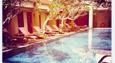 ▌峇里島 ▌巴里島浪漫婚拍♥DAY1庫塔區♥兩人四手SPA,風味餐,Santika Kuta飯店