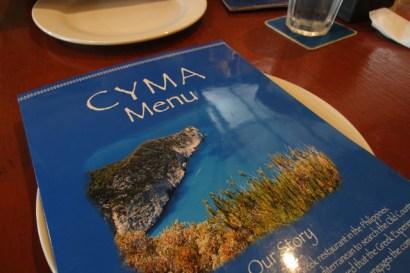 ☀自助長灘島Boracay☀島上美食【CYMA地中海餐廳】OPA!火烤起士好奇妙!吃飽再去Happy Hour!