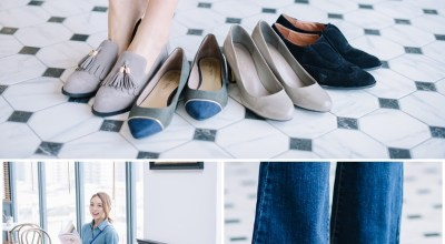 【穿搭】ORiental TRaffic的日系簡約鞋款♡打造低彩度的清新