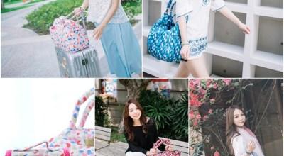 ▌包款 ▌可愛的讓人再度瘋狂♥5款VOVAROVA旅行袋.空氣包.化妝包