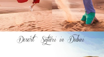 【2015蜜月】超熱!但來杜拜必體驗的~沙漠SAFARI衝沙日遊♡