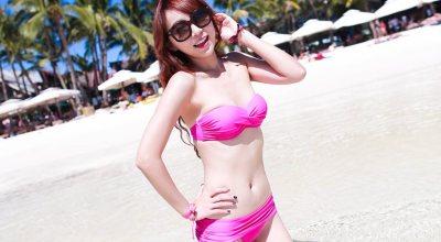 ▌度假穿搭 ▌Boracay長灘島穿搭♥3套比基尼&2副墨鏡篇♥