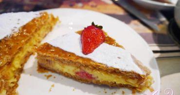 【台北美食】PAUL。法國百年經典麵包店!超誘人神級美味草莓千層派