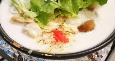 【台北美食】山森原統鍋。超低調在地人才知~迷人濃郁牛奶鍋!