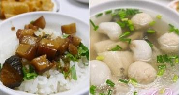【台南美食】永記虱目魚丸。台南人的元氣早餐~抽號碼牌才能吃到的好味道!