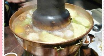 【妮。愛吃】陰雨綿綿來吃火鍋囉!邵昕開的店。何善之酸菜白肉鍋