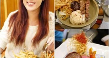 【台中美食】中式! 美式! 義式~ mix給你想像不到的創意料理體驗。昨日花卷跨界料理