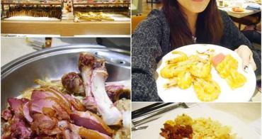 【台北美食】富信大飯店DELIGHT BUFFET樂廚自助餐廳。八國聯軍異國風格料理!通通讓你吃到飽