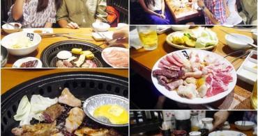 【沖繩自由行】牛角燒肉吃到飽~那霸新都心駅前店!大口喝酒大口吃肉超過癮