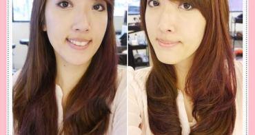 【變髮】A'mour Hair Salon結構式護髮太神啦 x 挑染質感紫