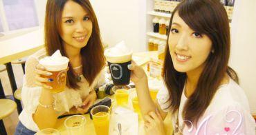 【台中美食】KIRIN ICHIBAN GARDEN。日本同步流行一番搾two tone生啤酒~果汁和生啤蹦出新滋味