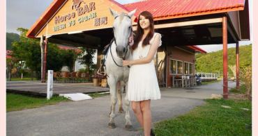 【❤墾丁】我的騎馬初體驗!! 涉溪野騎新奇又刺激 ❤ 悠客馬場