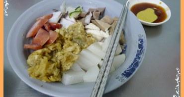 【台南美食】阿龍香腸熟肉。保安路超人氣美食~80年老店愛吃什麼切什麼