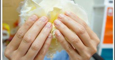 [光療指甲]光療指甲初體驗  我的短指甲也有春天